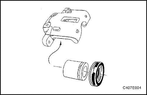 тормозной цилиндр шевроле лачетти ремонт