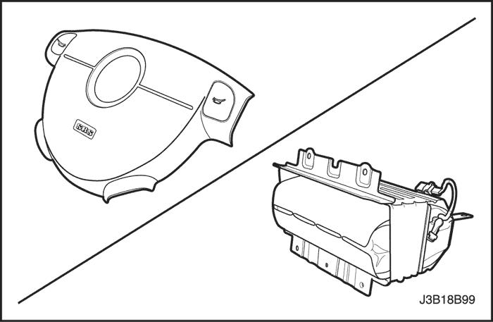 Модуль боковой подушки